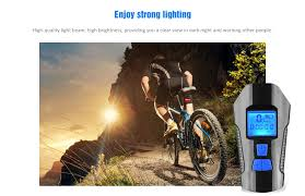 YSONG LED <b>Bicycle Light USB</b> Rechargeable <b>Bicycle Headlight</b> ...