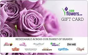1-800-Flowers.com eGift Cards - General Merchandise   eGifter