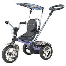 <b>Трехколесный велосипед</b> RT ICON 4 <b>Lexus Trike</b> Original silver ...