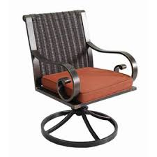 comfortable patio chairs aluminum chair: display product reviews for set of  pardini oil bronze aluminum swivel rocker patio dining chairs
