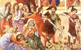 Resultado de imagen para Mateo 2,13-18