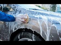 Image result for man washing car picture