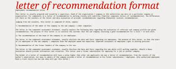 doc 12751650 job recommendation letter bizdoska com writing a letter of recommendation for a graduate student