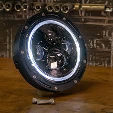 "Flashpoint High Intensity <b>7</b>"" <b>LED</b> Motorcycle <b>Headlight</b> - Purpose ..."