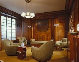 an art deco study by the paris design firm of alavoine now in the brooklyn museum 192830 art deco era furniture