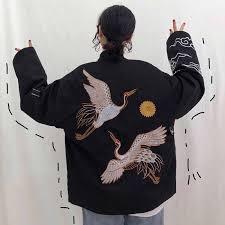 <b>NiceMix</b> 2019 new <b>harajuku japanese kimono</b> cardigan vintage ...