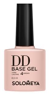 Базовое покрытие для ногтей DD <b>Base Gel</b> от <b>Solomeya</b> с ...