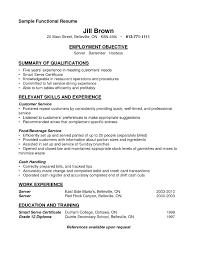 bartender resume skills template design resume bartender resume format pdf for bartender resume skills 3831