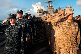 「The United States Navy is formally established in April 1798」の画像検索結果