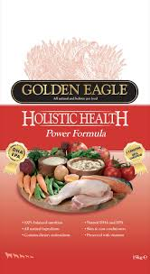 Why Feed <b>Golden Eagle Holistic Health</b>® ?