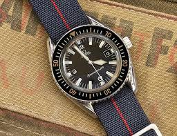 Profile: Erika's Originals Military Watch Straps • Gear Patrol