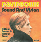 Sound + Vision [Single] album by David Bowie