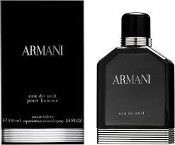 Giorgio Armani <b>EAU DE NUIT Туалетная</b> вода 100 мл