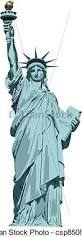 Image result for statue of liberty artwork