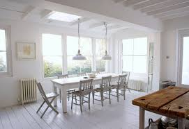 table country contemporary furniture cottage modern country shabby meets chic in a white rustic kitchen