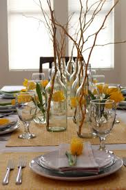 dining table centerpieces decor