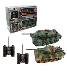 <b>Радиоуправляемая игрушка 1Toy</b> Танк, артикул: Т57526 - купить в ...