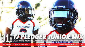 tj pledger junior football highlights all american rb tj pledger junior football highlights all american 2018 rb midseason mix chaminade