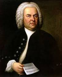 Meekness,relative poverty and humility were part of Bach's life.