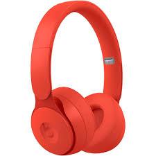 <b>Беспроводные наушники Beats Solo</b> Pro, красный — купить в ...