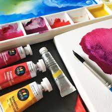 <b>Watercolour</b> Paint