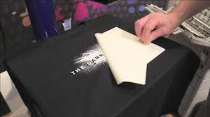 <b>Self</b> Weeding Transfer Paper on Dark Tshirts with White - YouTube