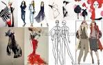 дизайн одежды уроки рисования