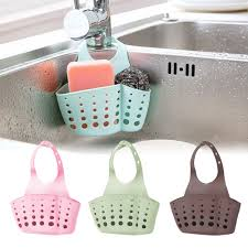 Sink Basket Triangular Multifunctional <b>Drain</b> Shelf Sink <b>Caddy</b> ...