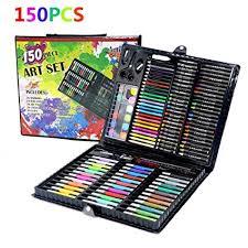 xiangpian183 <b>150pcs Children's Drawing Painting</b> Sketching Tools ...