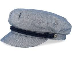 Fiddler <b>Smoke</b> Blue Flat Cap - Brixton - Start бейсболку - Hatstore