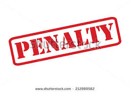 Image result for penalty