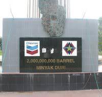 Image result for ladang minyak duri riau