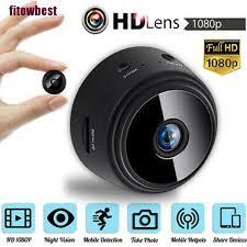 <b>Mini Spy Camera</b> Wireless Wifi IP Security Camcorder <b>HD 1080P</b> ...