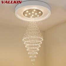 Shop <b>Modern Lustre</b> Crystal Chandelier Lighting Ceiling ...