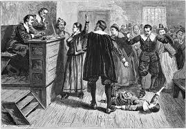 Cotton Mather     s account of the Salem witch trials         The     salem witch trials essays essays on the salem witch trials To what extent was Abigail Williams