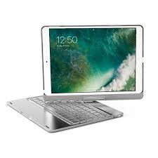 Witsp@d Keyboard For <b>iPad</b> 9.7 2018 Case 360 Degree Rotation ...