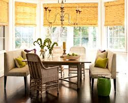 image eclectic dining room eclectic dining room banquette bench wrapping fascinating interior set