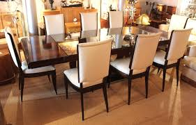 art deco dining table and chairs art deco dining table high
