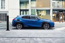 <b>Lexus</b> представил свой первый <b>электромобиль</b>