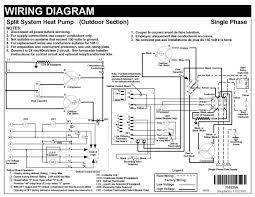 goodman ac unit wiring diagram wiring diagram goodman ssz140601 5 ton 14 or 15 seer heat pump r 410a refrigerant