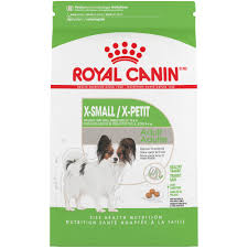 <b>Royal Canin</b> Size Health Nutrition <b>X</b>-<b>Small Adult</b> Dry Dog Food, 2.5 ...