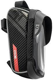 <b>Bicycle</b> Tube Phone <b>Bag Waterproof Cycling Bike</b> Cell Mobile ...