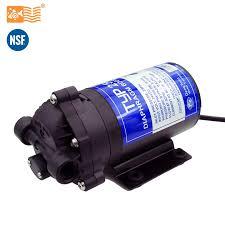 Coronwater <b>RO 24V 50gpd Water</b> Booster Pump 2500NH Increase ...