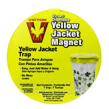 victor poison yellow jacket magnet disposable trap walmart ca