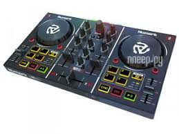 <b>Dj контроллер Numark Party</b> Mix