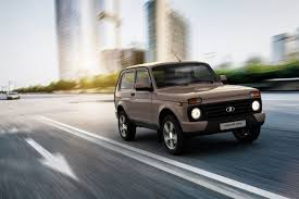 LADA 4x4 Urban was launched in the German market - AUTOSTAT