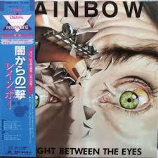 <b>RAINBOW</b> - <b>STRAIGHT BETWEEN</b> THE EYES (JAPAN EDITION ...