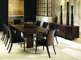 dining room table designs all black furniture with white floor modern interior design all black furniture