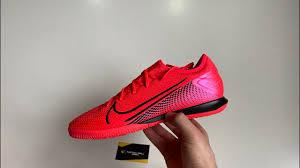 <b>Футзалки Nike</b> Mercurial <b>Vapor 13</b> Pro IC AT8001-606 - YouTube