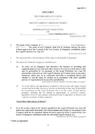 articles of association template zwjte com and the memorandum of association of association template social firm a8kbjblo